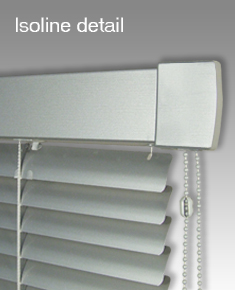 Žalúzia Isoline - detail